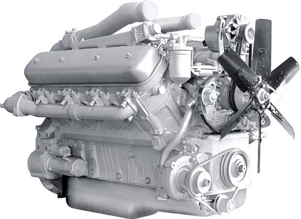 Двигатель ЯМЗ 238 НД-3 на К-700А от официального дилера завода ЯМЗ
