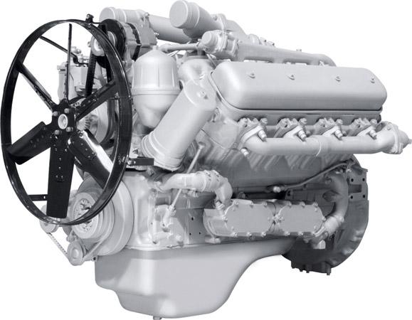 Двигатель ЯМЗ 7511 на