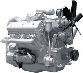 Двигатель ЯМЗ 236БК-3 на ACROS-530 от официального дилера завода ЯМЗ
