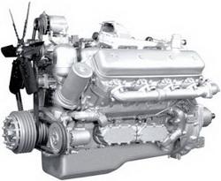 Двигатель ЯМЗ 238 АК на ДОН-1500 от официального дилера завода ЯМЗ