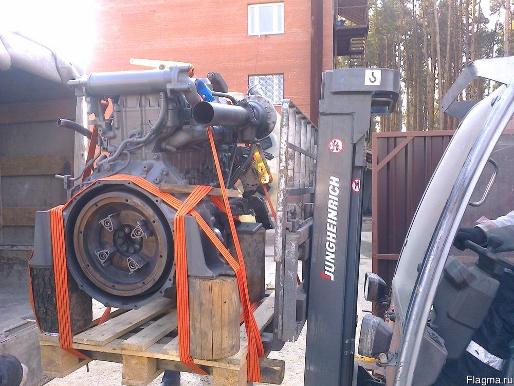 Двигатель ISUZU 6WG-1 для экскаватора Hitachi ZX-600-3, ZX-450-3