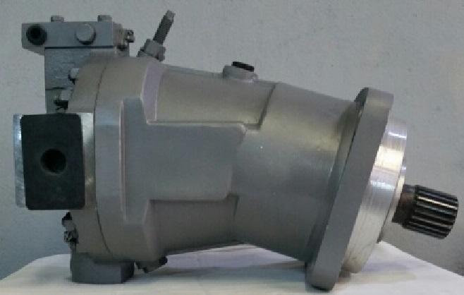 Гидромотор регулируемый  аксиально-поршневой