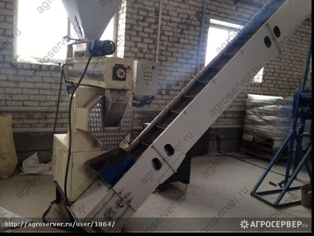 Комбикормовый мини-завод ПРОК-500 + Гранулятор (Мини-Линия)