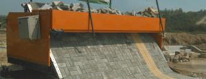 Оборудование для укладки тротуарной плитки MinuteRoad-4, 5