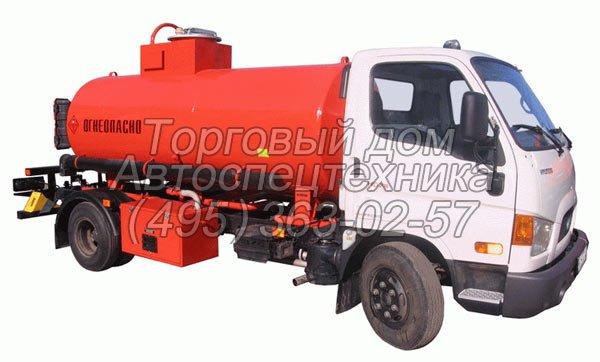 Топливозаправщик Hyundai HD-78 (АТЗ-36137-11)