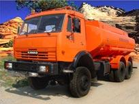 Топливозаправщик КамАЗ-65115 (АТЗ-17)