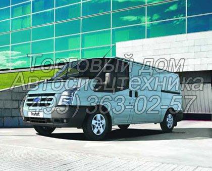 Ford Transit Van 430 EL - для перевозки опасных грузов