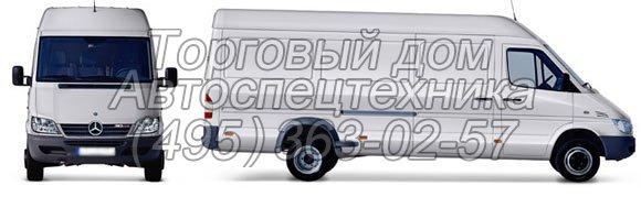 Mercedes-Benz Sprinter - для перевозки опасных грузов
