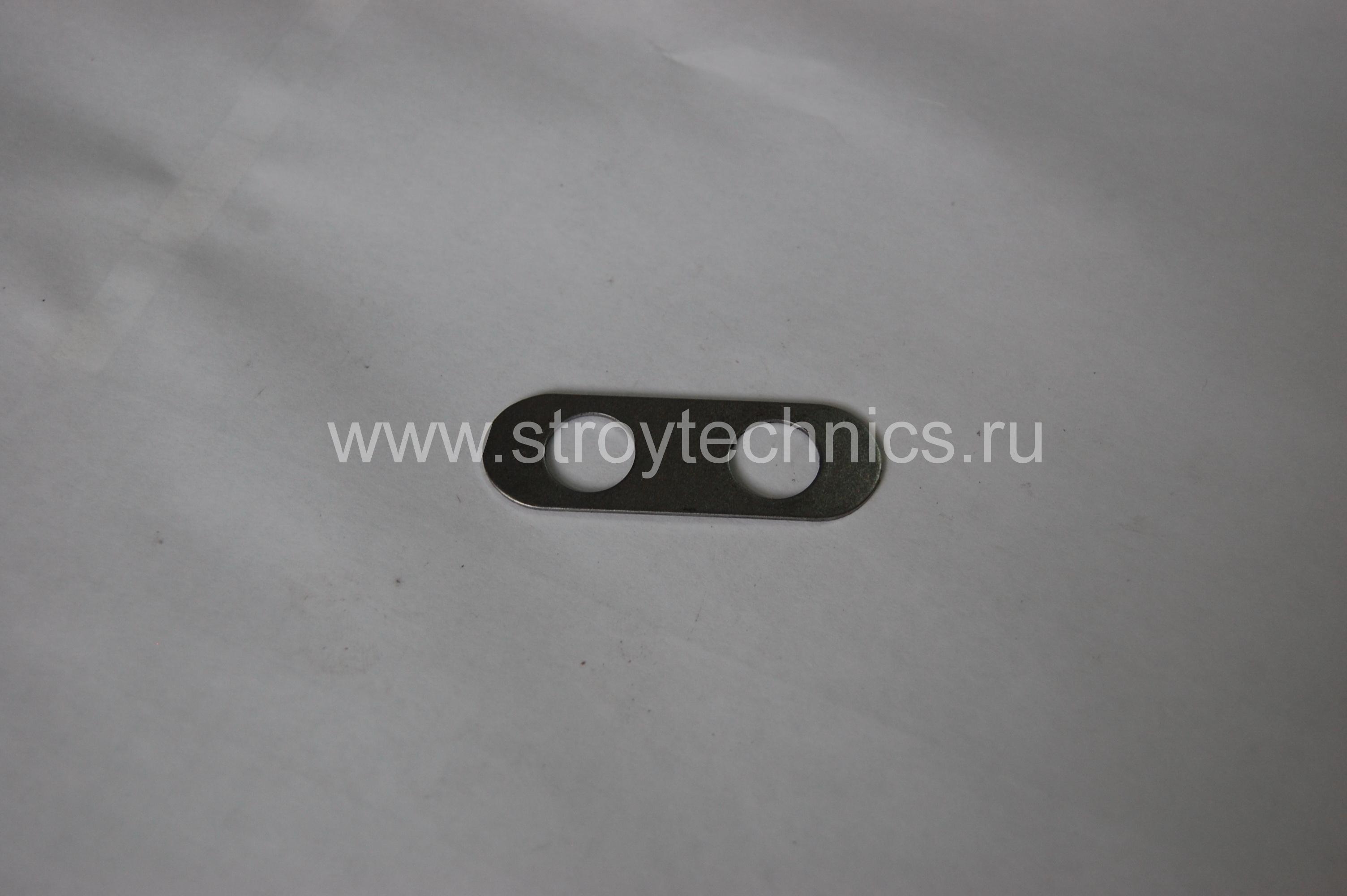 Планка стопорная болтов фиксатора балансира (47-3203055-01) ГАЗ-71, ЗЗГТ
