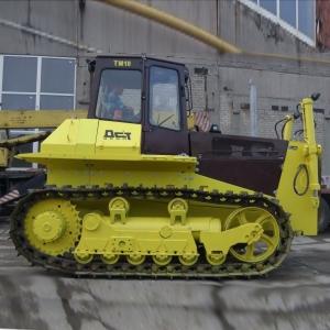 Трактор ТМ10.00Б ГСТ10