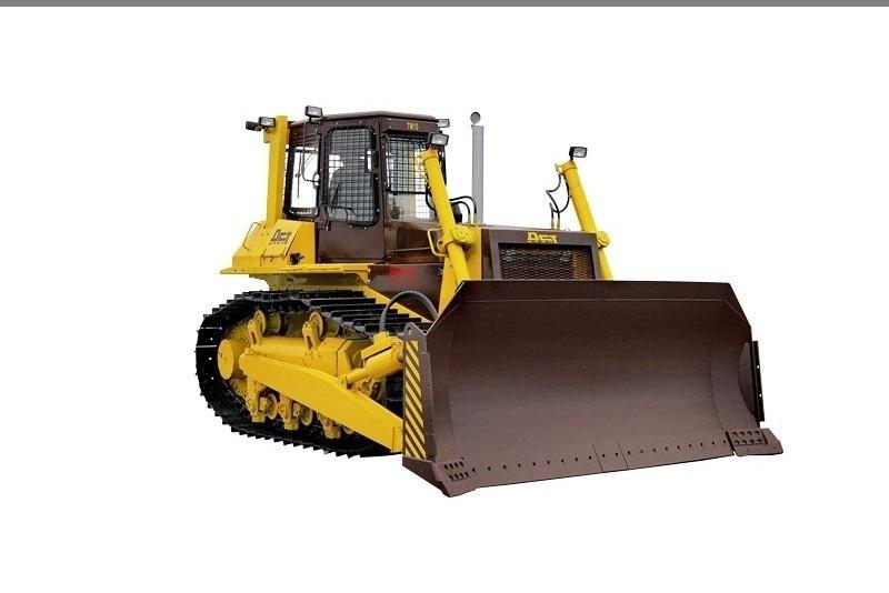 Трактор с бульдозерным оборудованием ТМ 10.10 ГСТ10 производства ДСТ-Урал