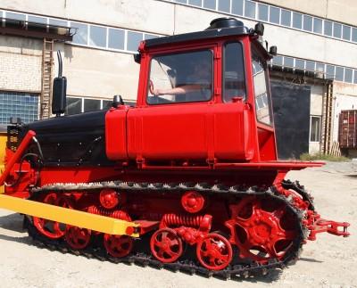 Трактор ТГ-75