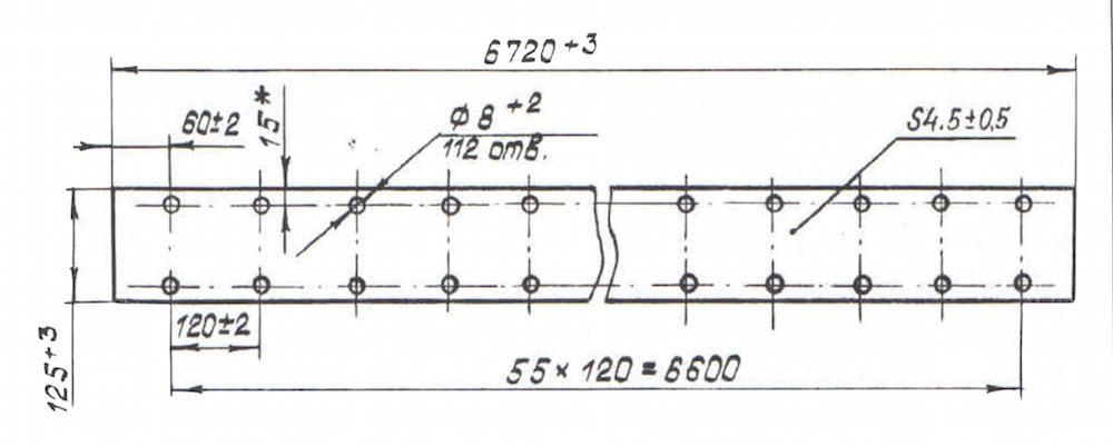 Уплотнительные прокладки, крышка люка, тяга для вагона-хоппера