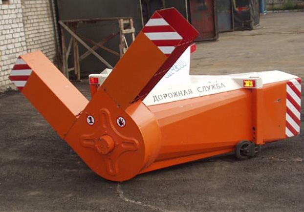 Снегоочиститель прицепной СНТ – 2500 для трактора МТЗ