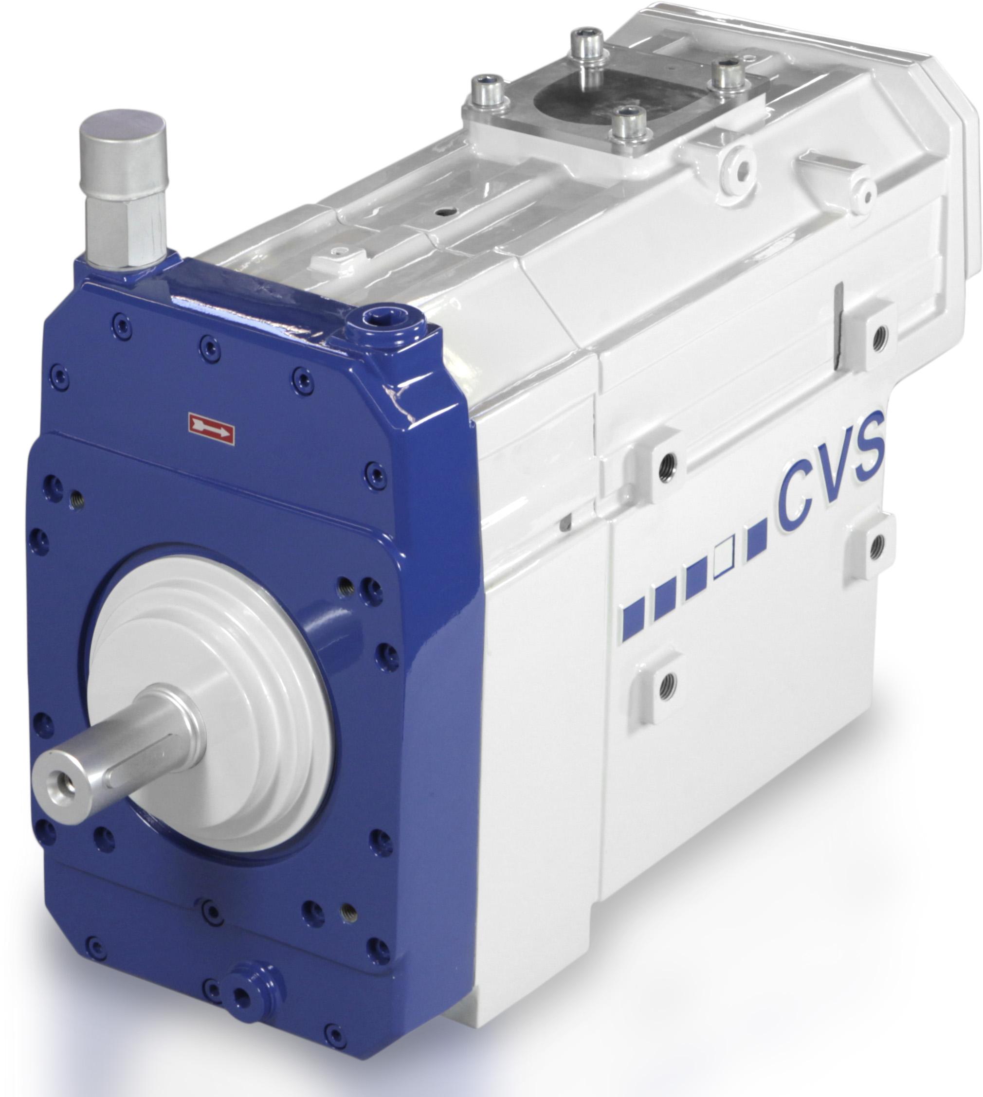 CVS SiloKing 1100 — безмасляные винтовые компрессоры для кормовозов