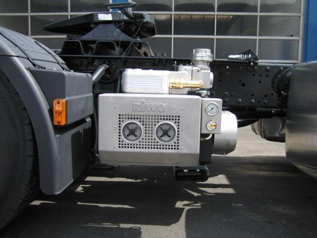 CVS SKL Standard Extra - компрессорный агрегат для установки в шасси