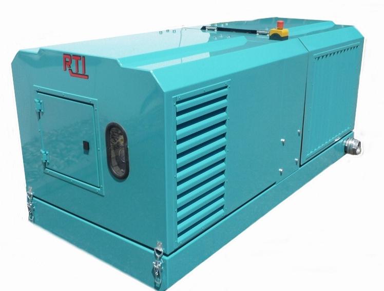 CVS Siloking - компрессорные агрегаты с электроприводом для цементовозов, к