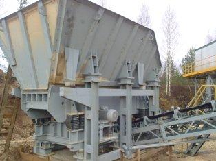 Питатель вибрационный АПВ-14 с бункером НПП