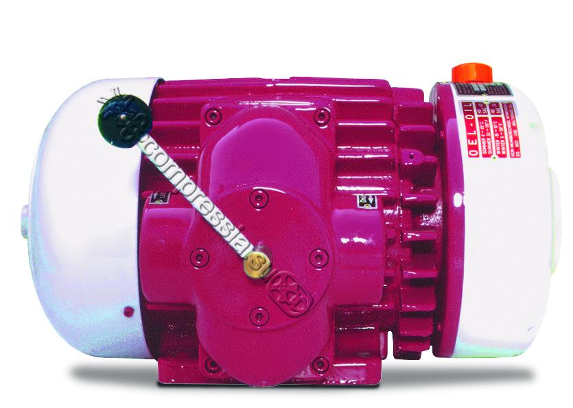 Gardner Denver SLS34 / SLS54 - лопастные насосы