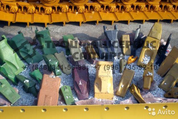 Коронки, зубья, адаптеры, бокорезы от производителя.
