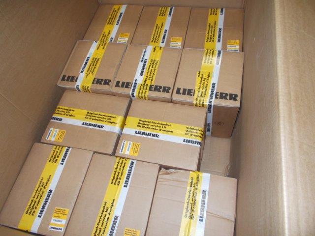 Поставка импортных запасных частей и расходных материалов