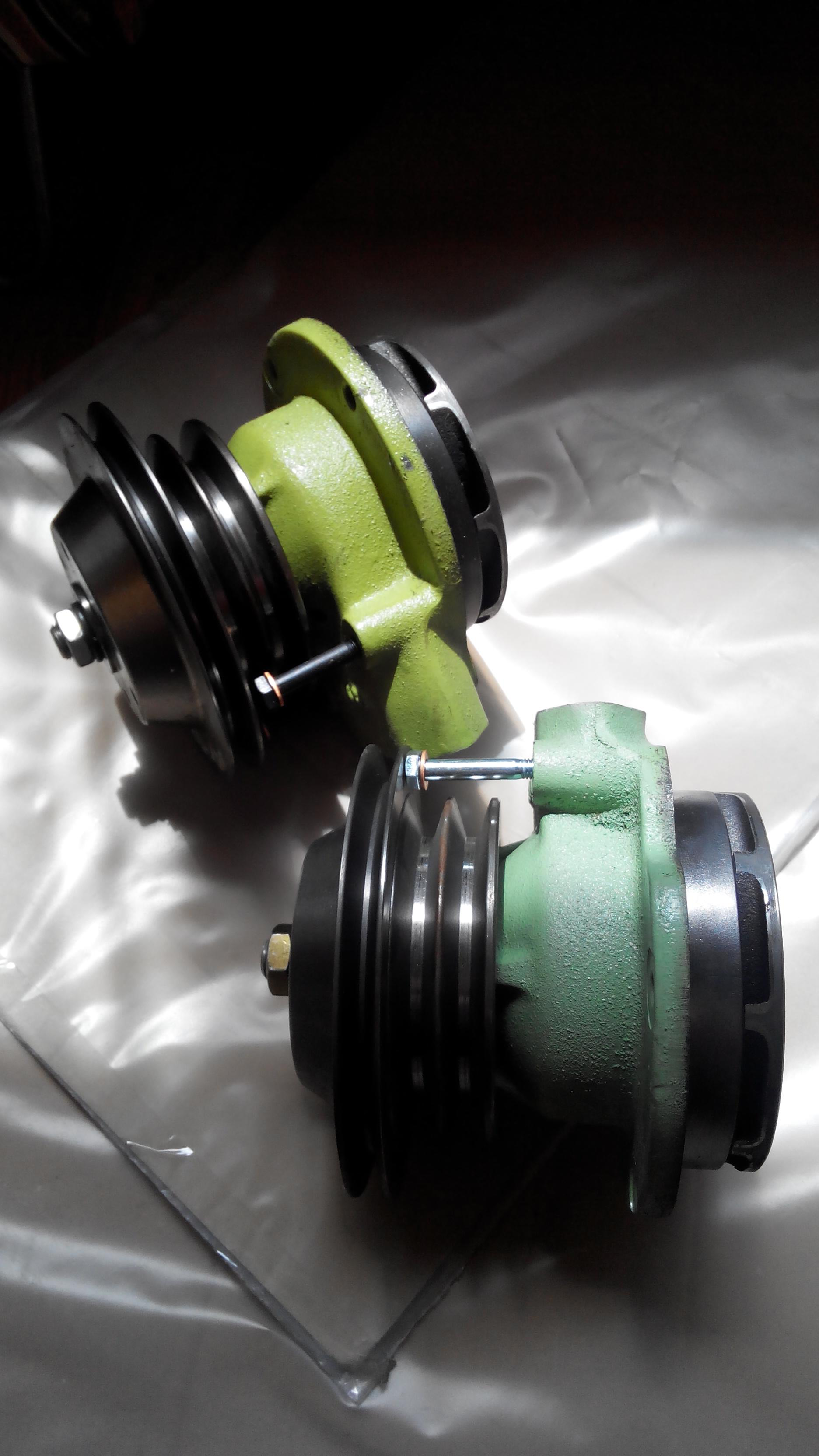 Уплотнения водяного насоса RABA MAN D2356/ D2156, ремкомплект