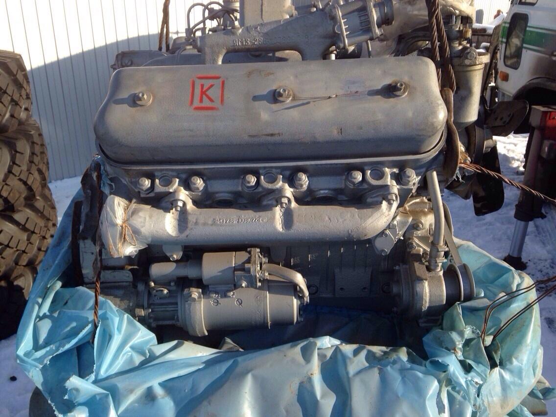 Двигателя Камаз 740.10, ЯМЗ-238, кпп, мосты.