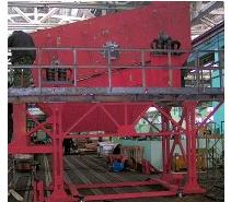 Агрегат сортировки  с грохотом ГИС-43