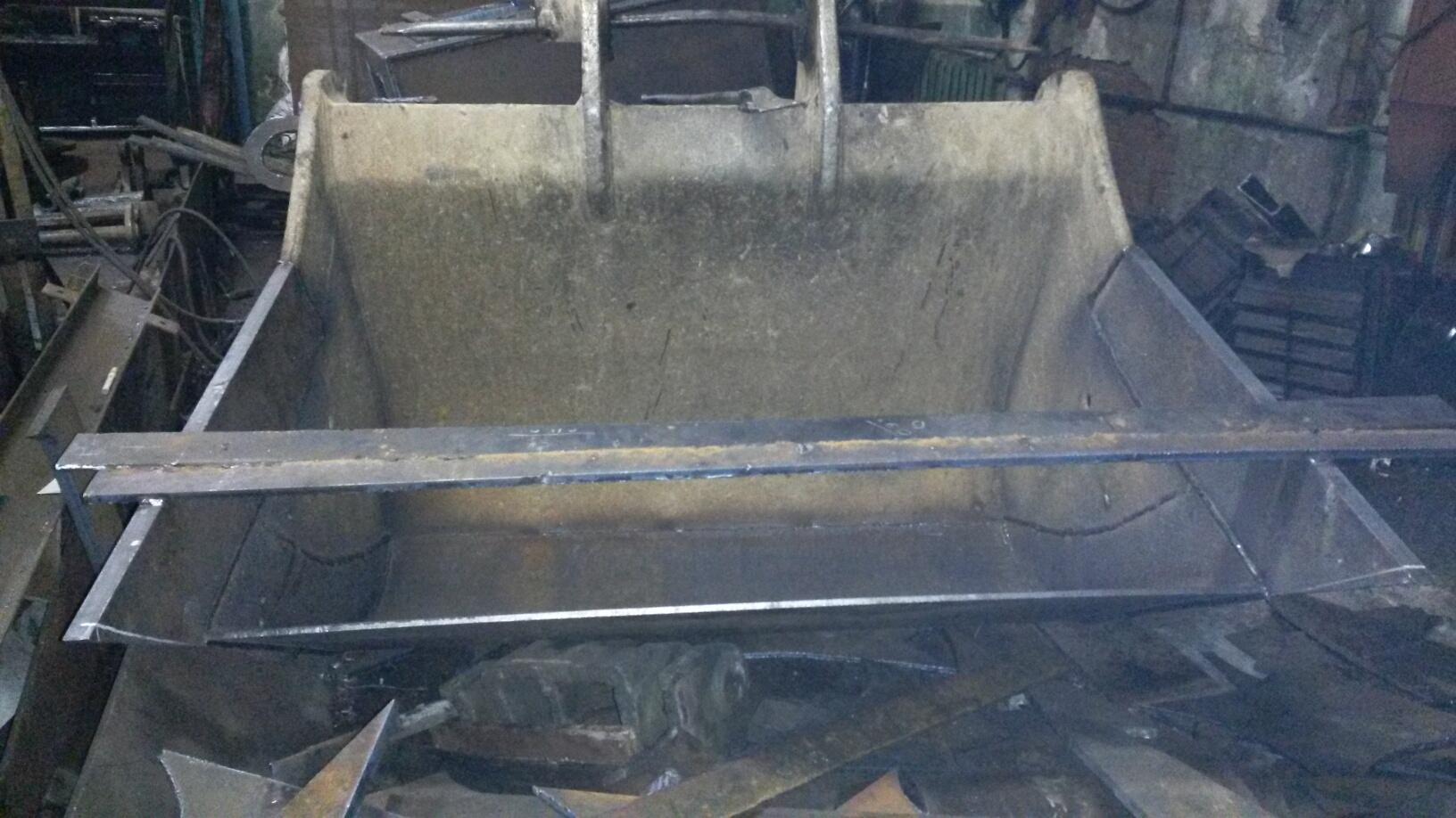 Предлагаем комплекс услуг по ремонту ковшей