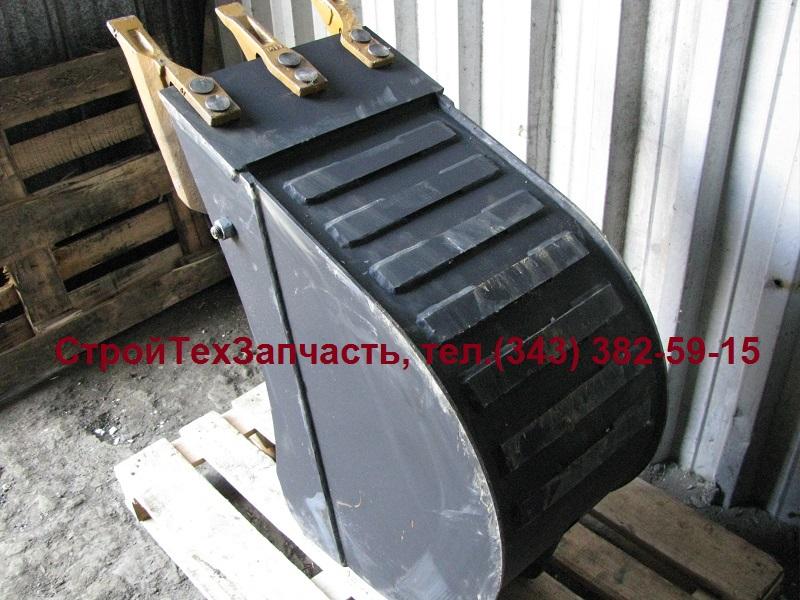 Ковш 0,09 куб.м Caterpillar 428E 432 E 444E ширина 400 новый оригинальный