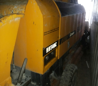Продается Бетононасос Sany HBT40C 1410D III бу