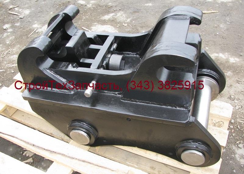 Komatsu pc200 pc220 квик каплер быстросъем механический купить недорого