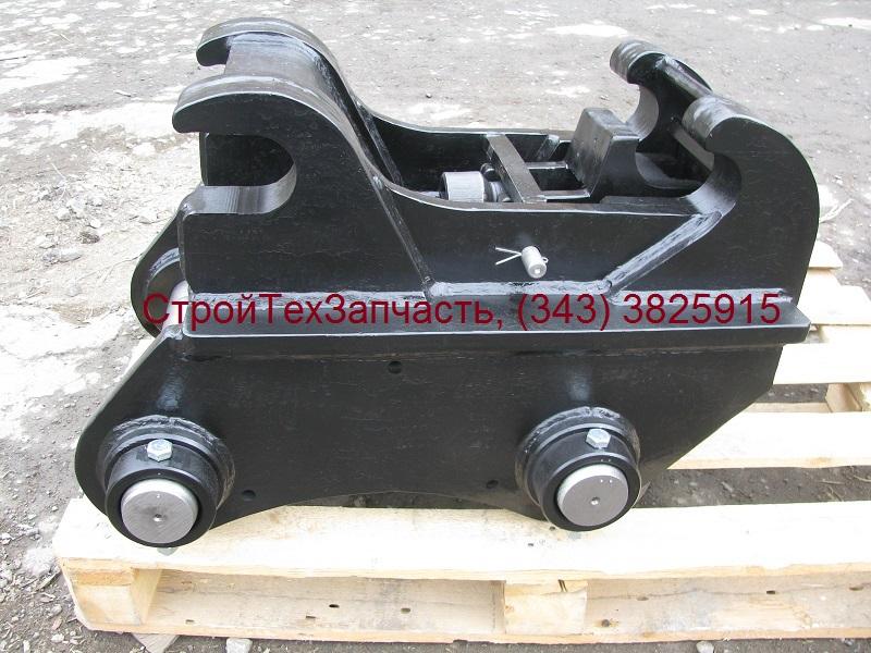 Doosan Solar 300LC 340LC быстросъем механический квик каплер купить