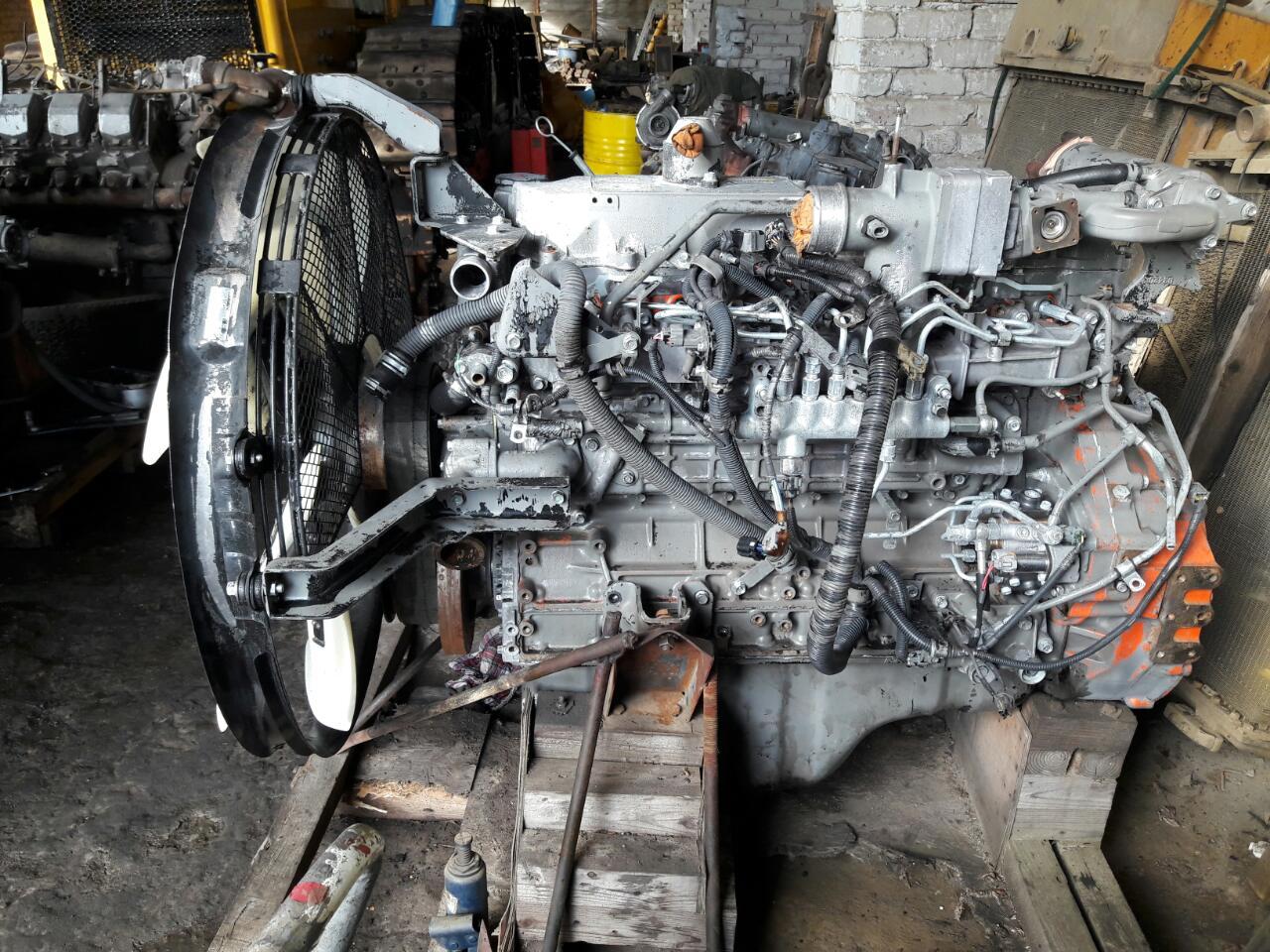 Продам двигателя isuzu 6HK1