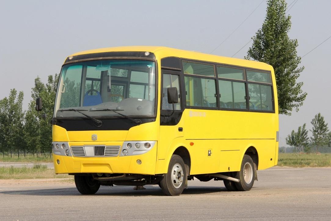 Городской автобус Zhongtong LCK6605DK-1