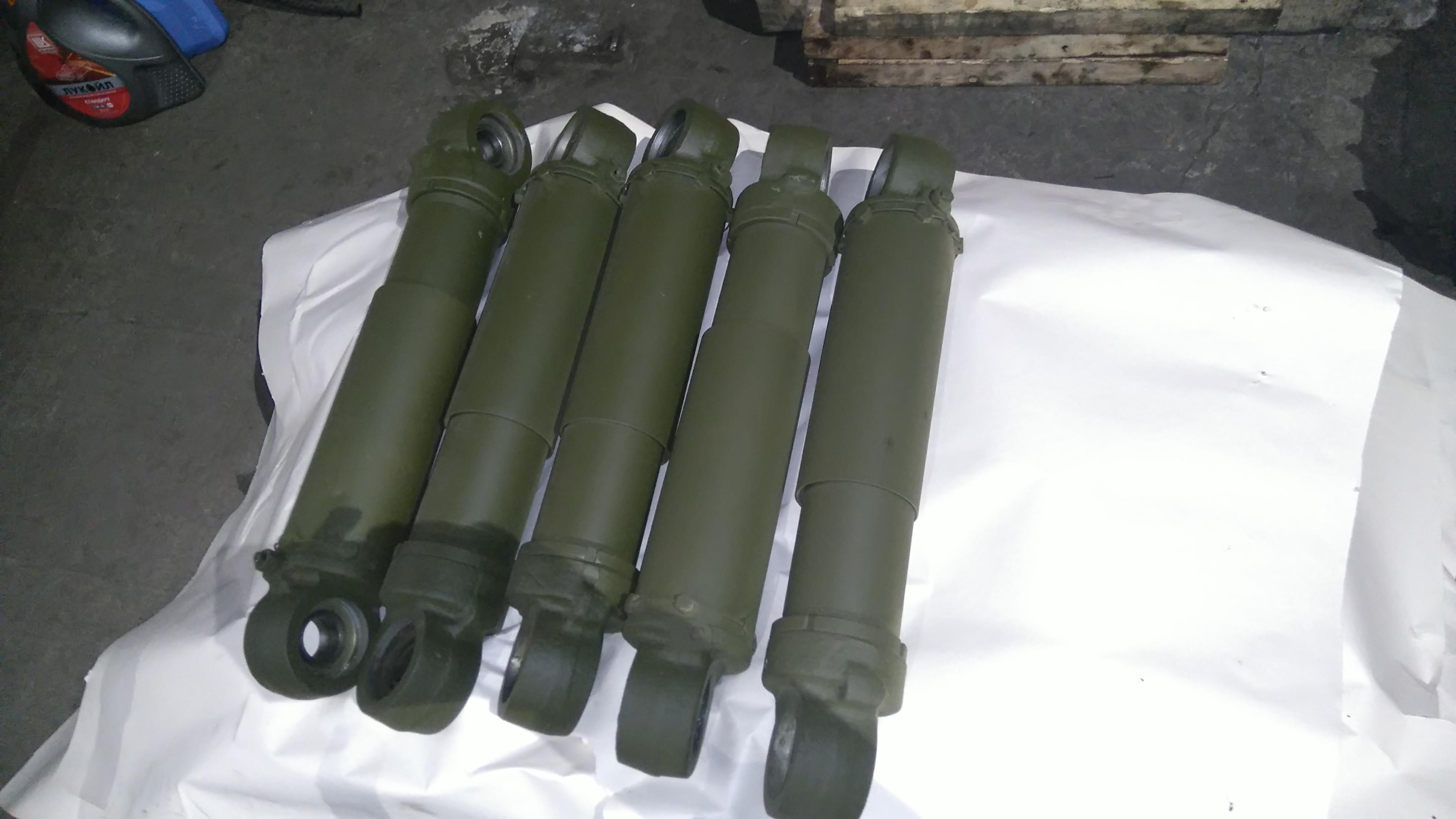 Амортизатор в сборе 135лм-2905006-б.