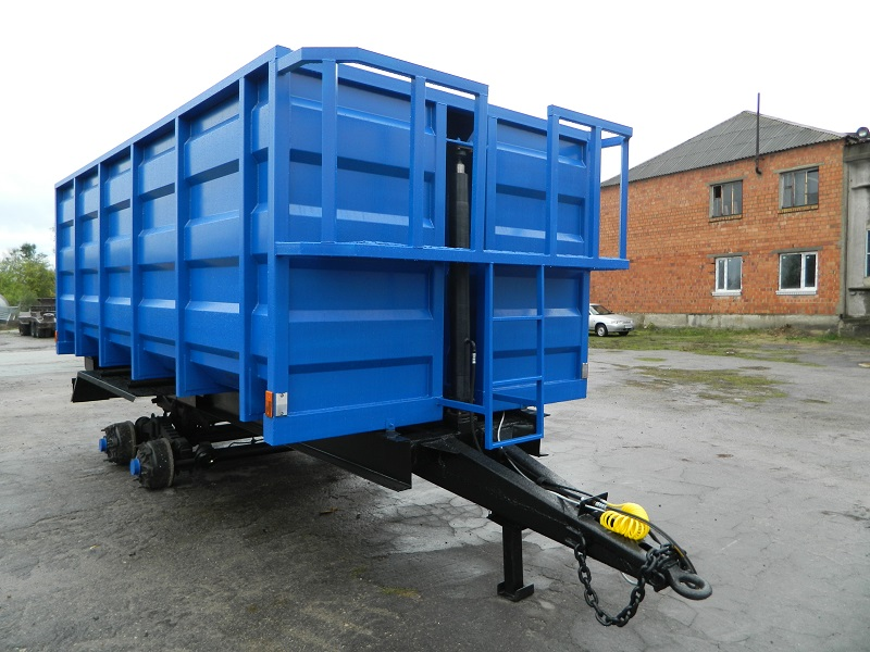 прицеп тракторный зерновоз НТС-16, НТС-10, НТС-9