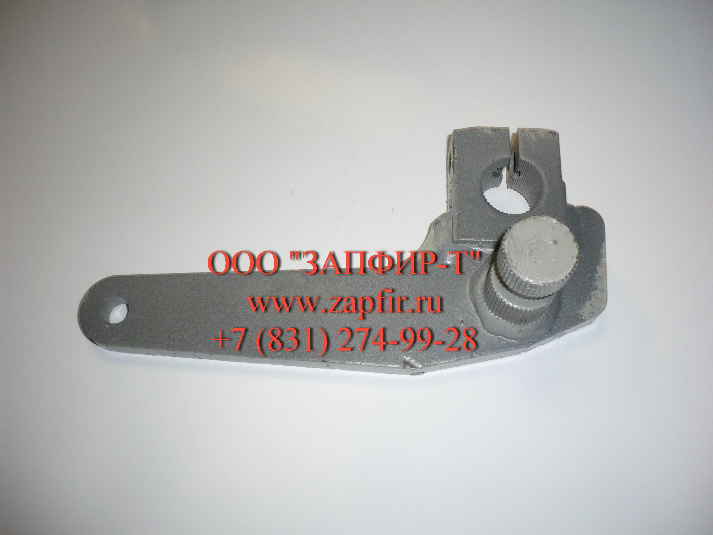 Рычаг тормозка 250.02.05.04.000 для автогрейдера ГС-14.02