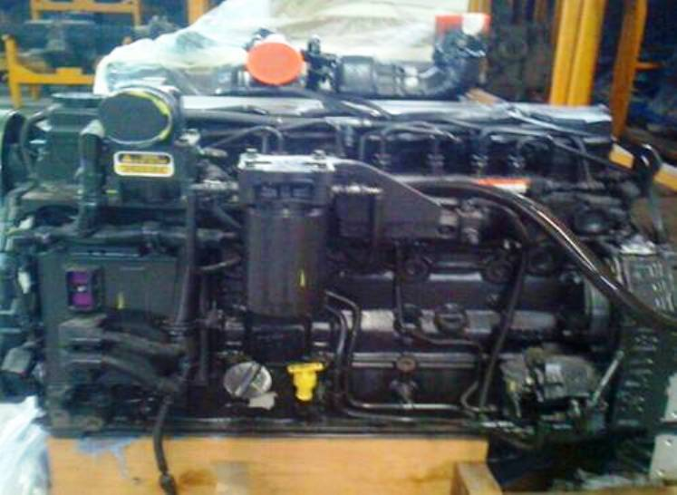 Двигатель CUMMINS QSB6,7 С204, QSB6.7-C260, 6CTA8.3-C205, 6CTA8.3-C230