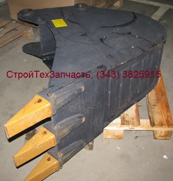 Komatsu PW170 PW160 ковш узкий шириной 500 мм