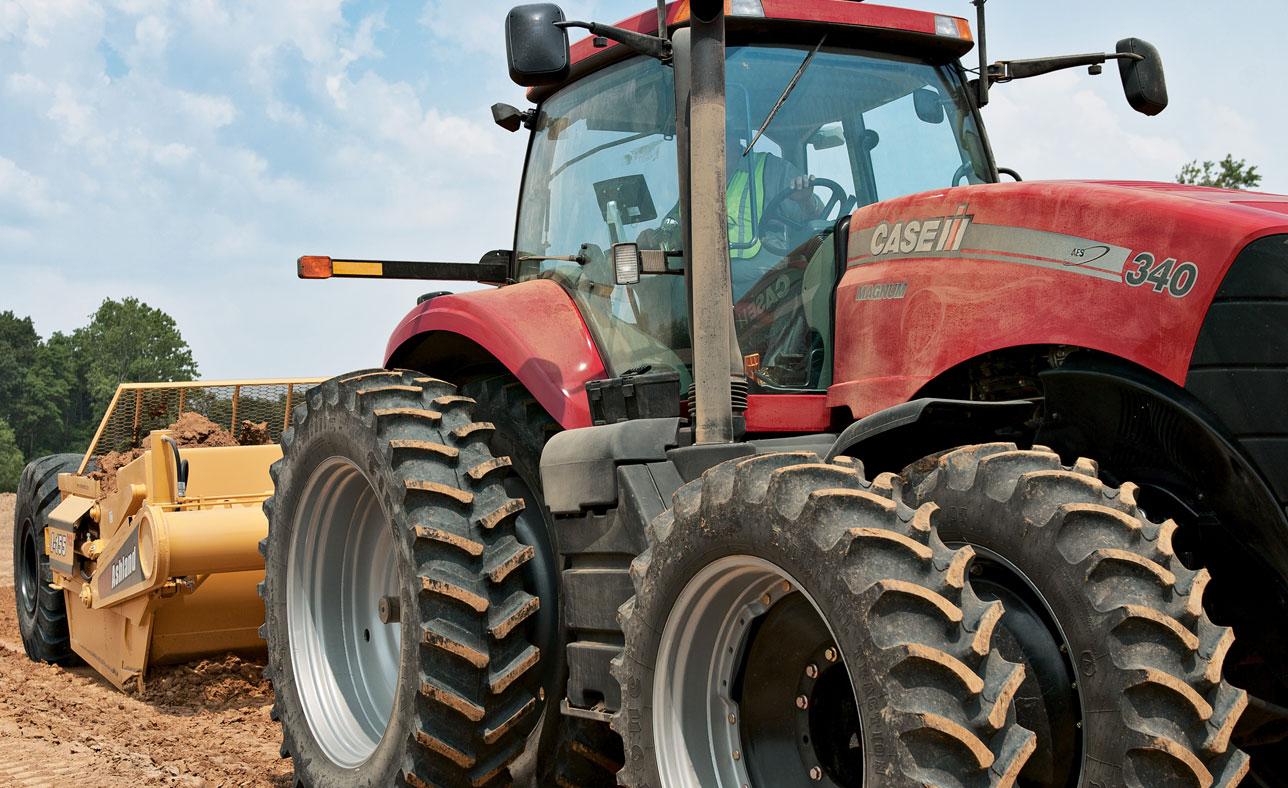 Производим дополнительные колеса на тракторы Case в РОССИИ!