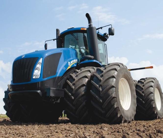 Производим дополнительные колеса на тракторы New Holland в РОССИИ!