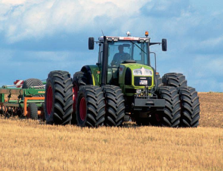 Производим дополнительные колеса на тракторы и комбайны Claas в РОССИИ!