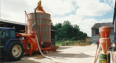 Зерносушилка Pedrotti Super 160