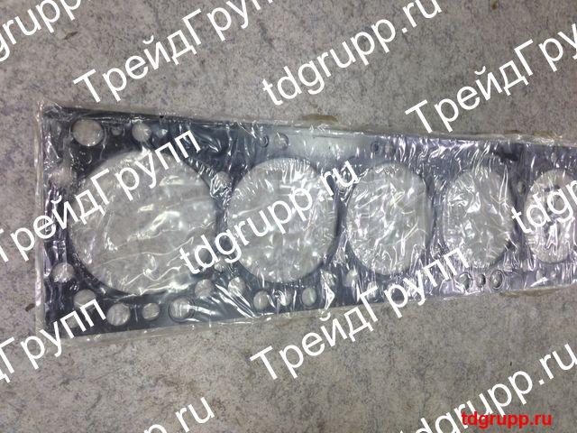 D02A-109-30a Прокладка ГБЦ Shanghai D6114 XCMG GR165
