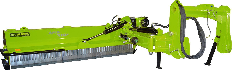 Боковая косилка тракторная Niubo серии King Top
