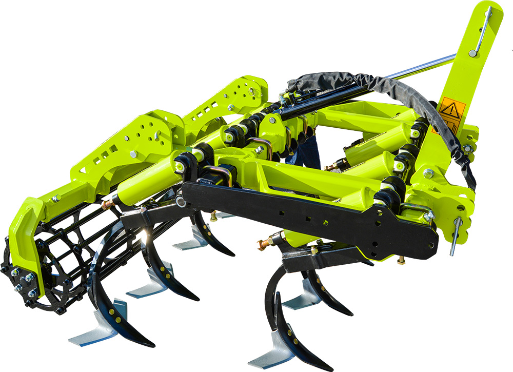 Культиватор для подготовки почвы Niubo Thor ST