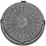 Люки полимерно-композитные средние для доступа к подземным коммуникациям