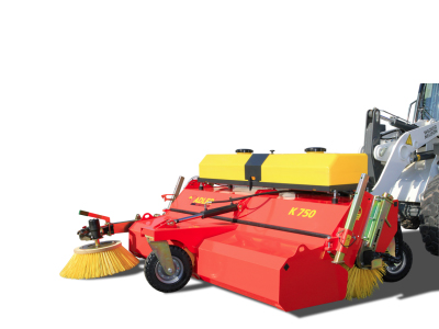 Подметально-уборочная машина ADLER K750-210