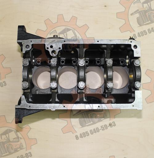 Блок цилиндров для двигателя Nissan H25